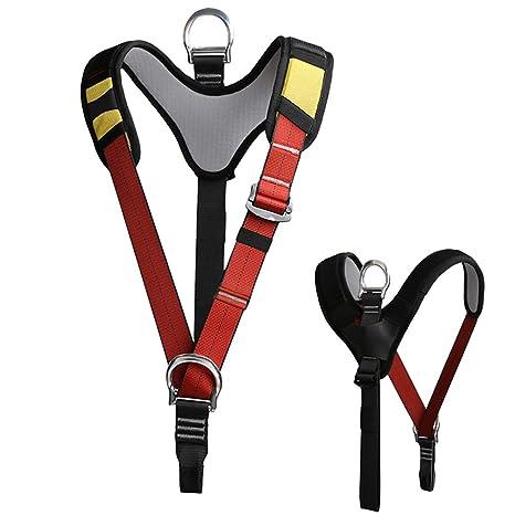 Arnés de seguridad para escalada, cinturones de seguridad para ...