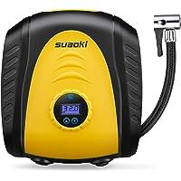 Suaoki 12-volt 150 PSI Portable Air Compressor and Digital LED Display