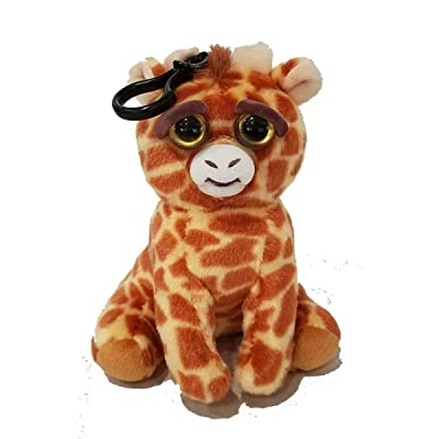 Feisty Pets Mini Scrappy Savannah Giraffe: Toys & Games