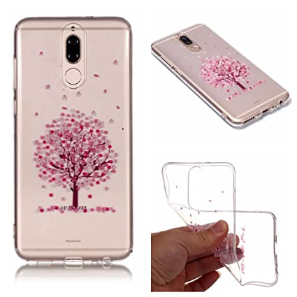new style 5a7b5 c4d9c Amazon.com: Stysen for Huawei Mate 10 Lite Crystal Clear Case,for ...