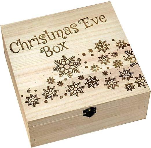 Caja de madera con tapa, pequeña caja de madera, caja de recuerdos, caja de almacenamiento, caja de regalo, caja decorativa para manualidades, caja de almacenamiento, 15 x 15 x 6 cm 04: Amazon.es: Hogar