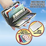 Indestructible Aluminum Wallets