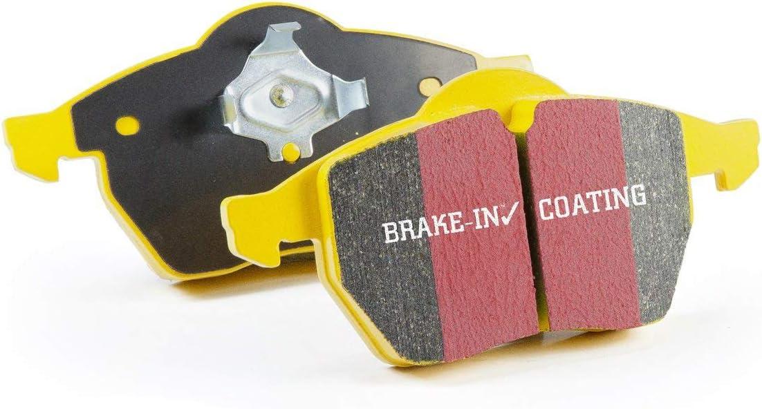 EBC Brakes DP41841R Yellowstuff Street and Track Brake Pad