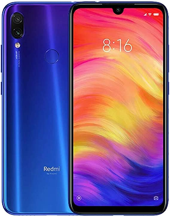 Xiaomi Redmi 7 Dual SIM 3GB RAM 64GB (Blue): Xiaomi: Amazon.es ...