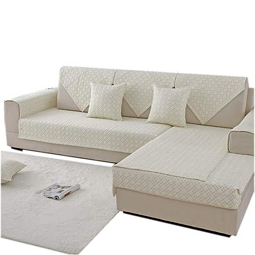 Couchcover Protector de Muebles de algodón Acolchado de ...