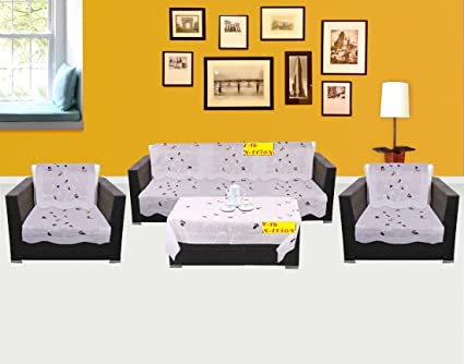 Remarkable Buy Fab Nation 5 Seater Sofa Covers Used As 3 1 1 Seater Unemploymentrelief Wooden Chair Designs For Living Room Unemploymentrelieforg