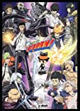 Officially Licensed Katekyo Hitman Reborn Wall Scroll: Group Key Art, 33 x 44 Inches