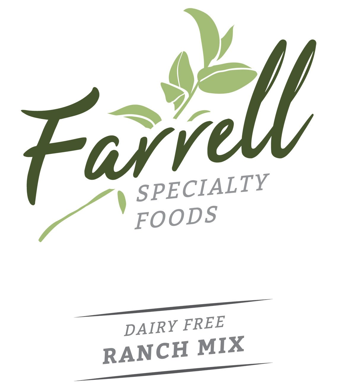 Dairy Free Ranch Mix