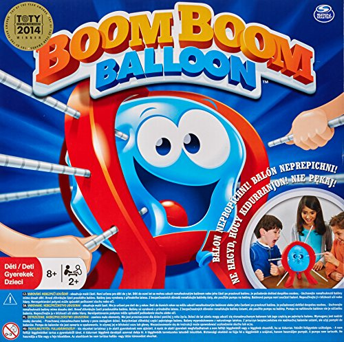 Spin Master Games, Boom Boom Balloon Game
