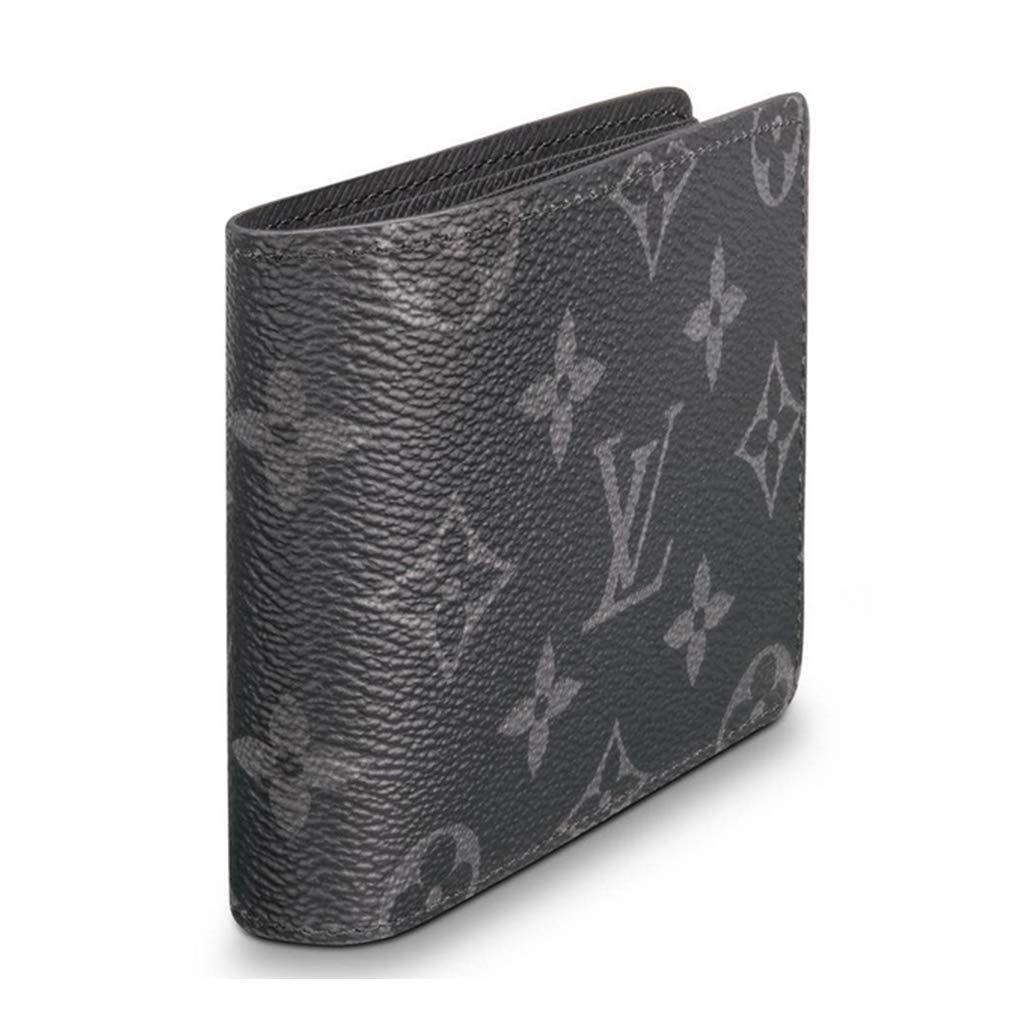 c06d5a10af90 Amazon.com  Louis Vuitton Monogram Eclipse Canvas Slender Wallets Article   M62294  Shoes