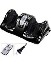 Aw Kneading Rolling Foot Leg Massager Calf w/Remote Control Personal Home Health Care Equipment