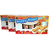 Kinder Happy Hippo Biscuits (103.5g)