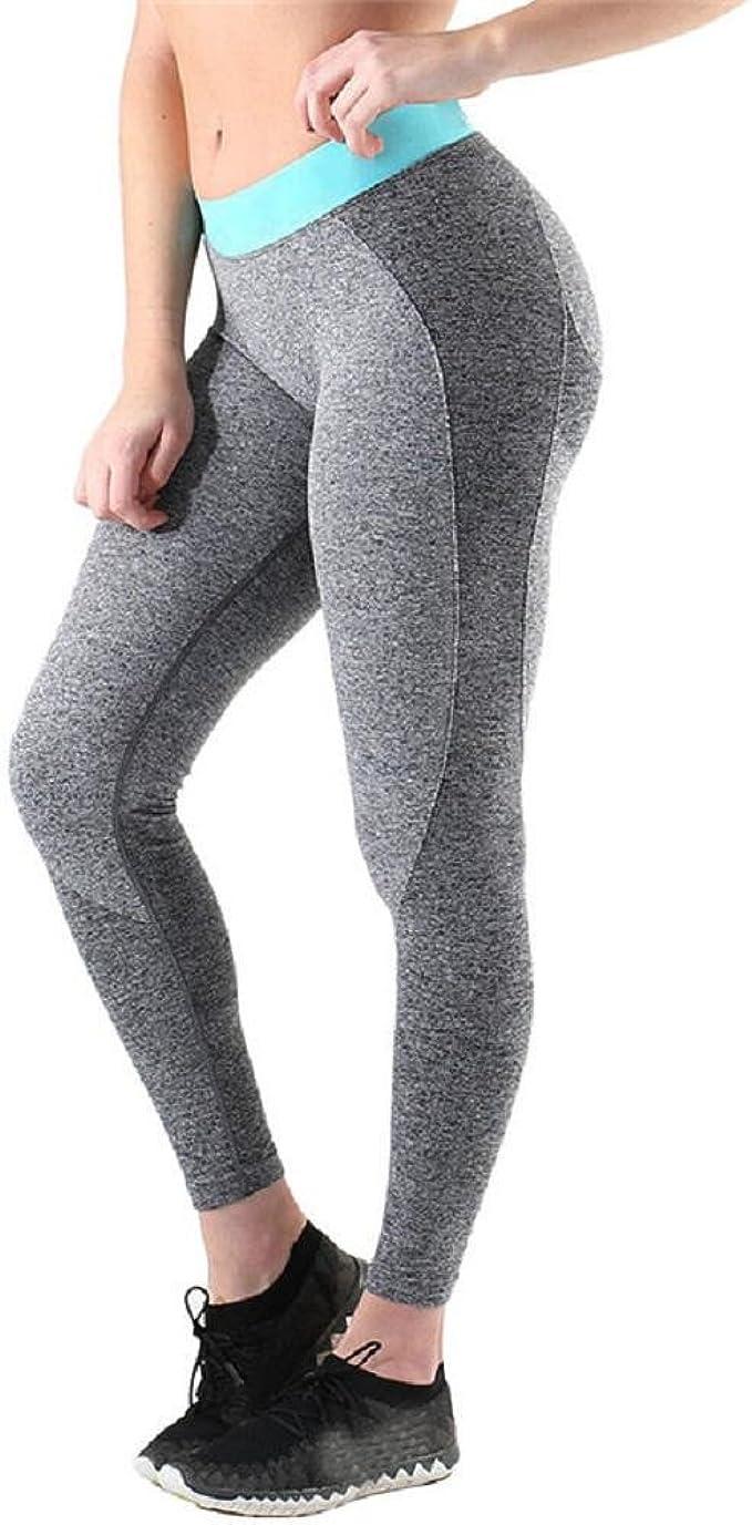 Pantalones de Deportes Mujer Pantalones de Yoga Gimnasio Mujer ...