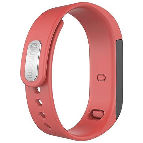 SINDTOP SmartWatch I5 Plus - Podómetro medidor de la actividad, pulsera de fitness, reloj deportivo, con Bluetooth 4.0, pantalla led impermeable IP65, ...
