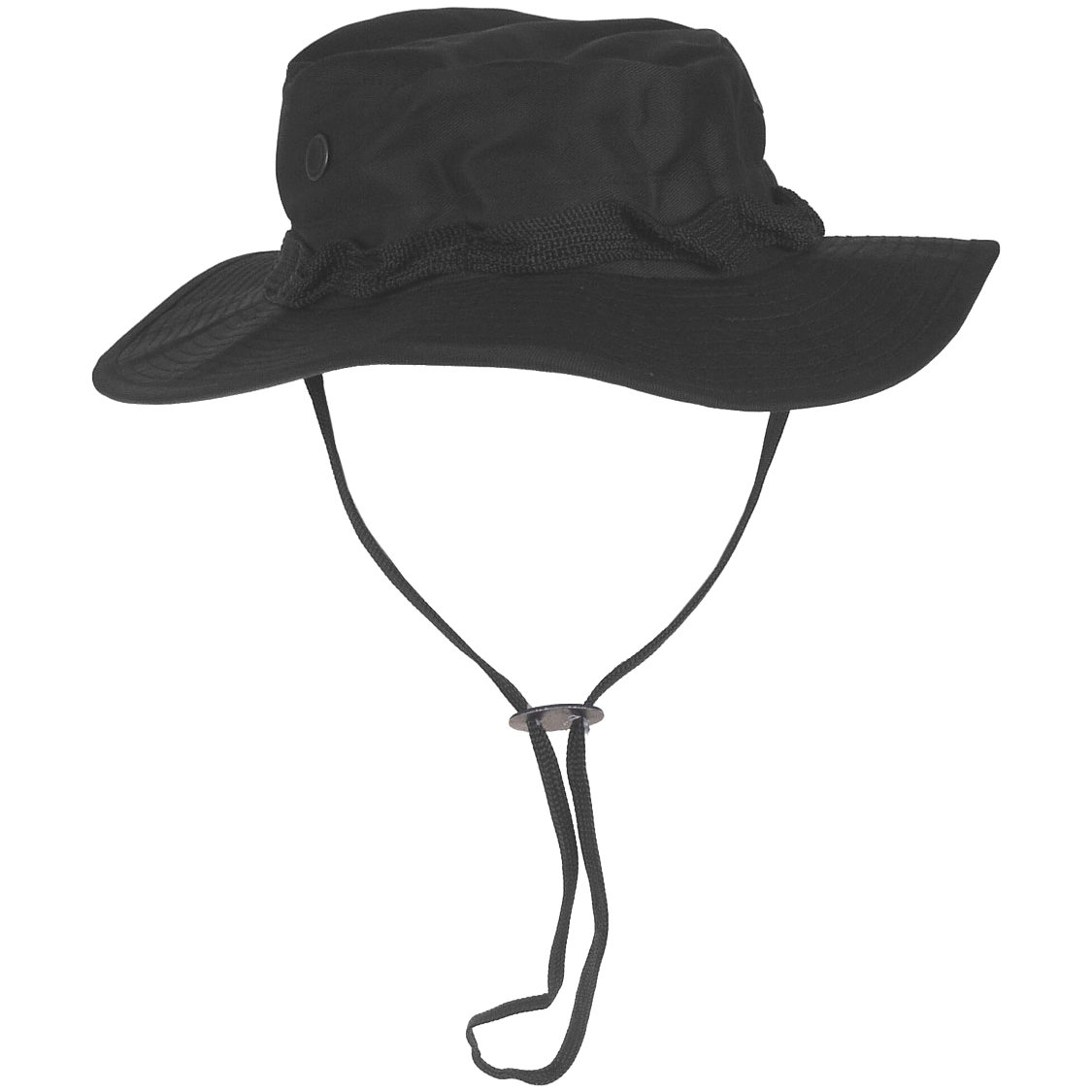 MFH GI Ripstop Bush Hat Black