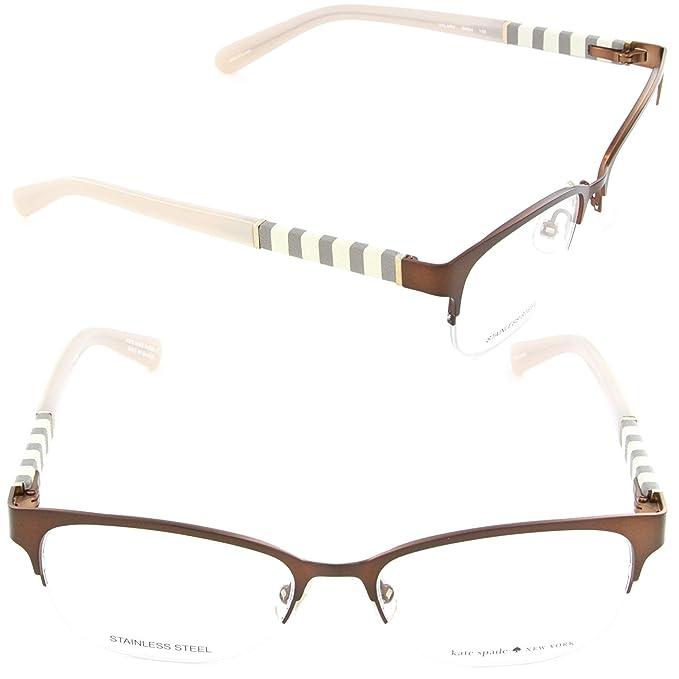 e2e061009cf Kate Spade Valary Eyeglasses Color 0W94 00  Amazon.ca  Clothing    Accessories