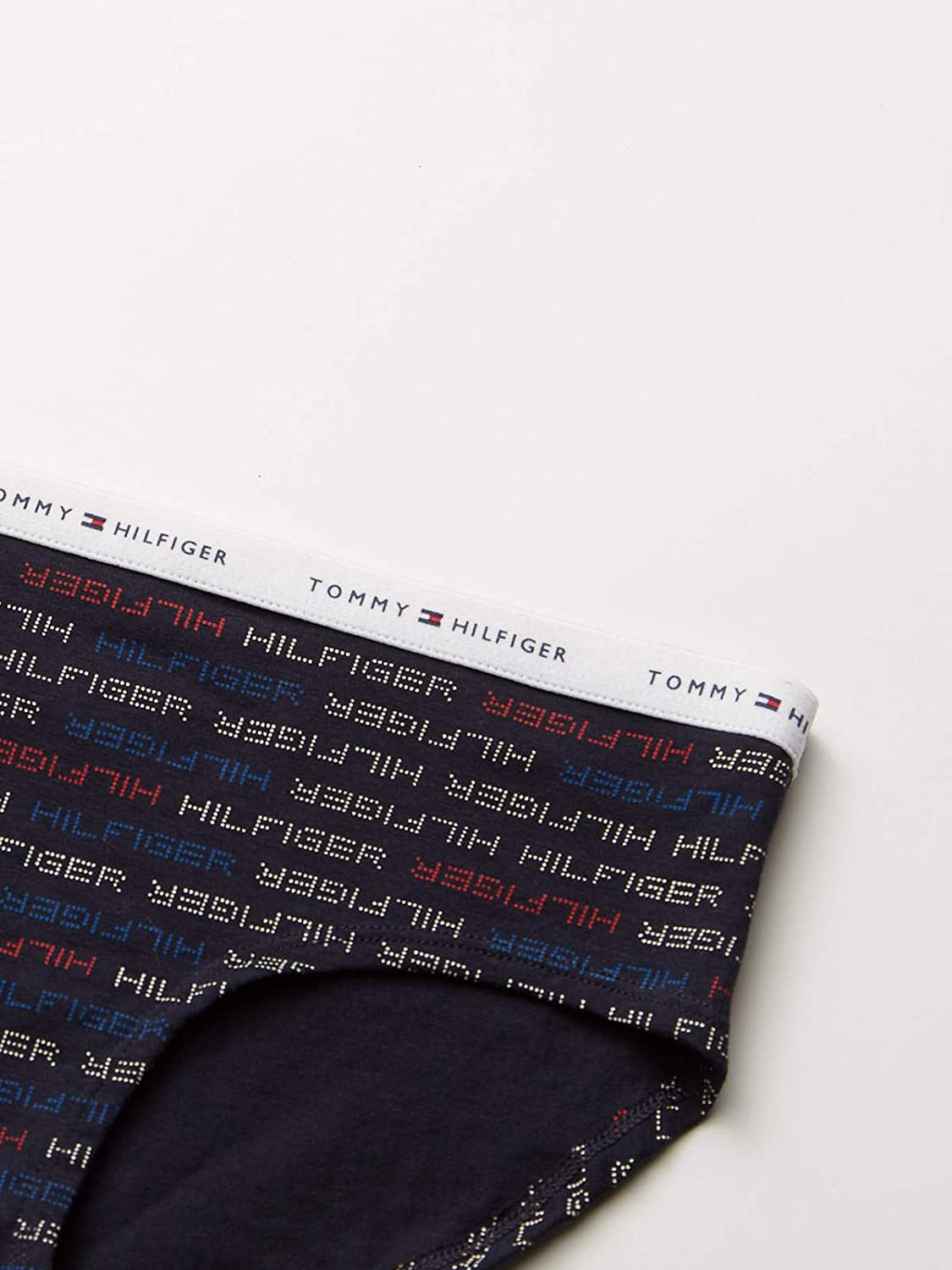 Multipack Tommy Hilfiger Womens Cotton Solid Hipster Underwear Panty