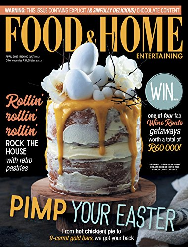 Food and Home Recipe Book: Pimp Your Easter by Vesco Inc