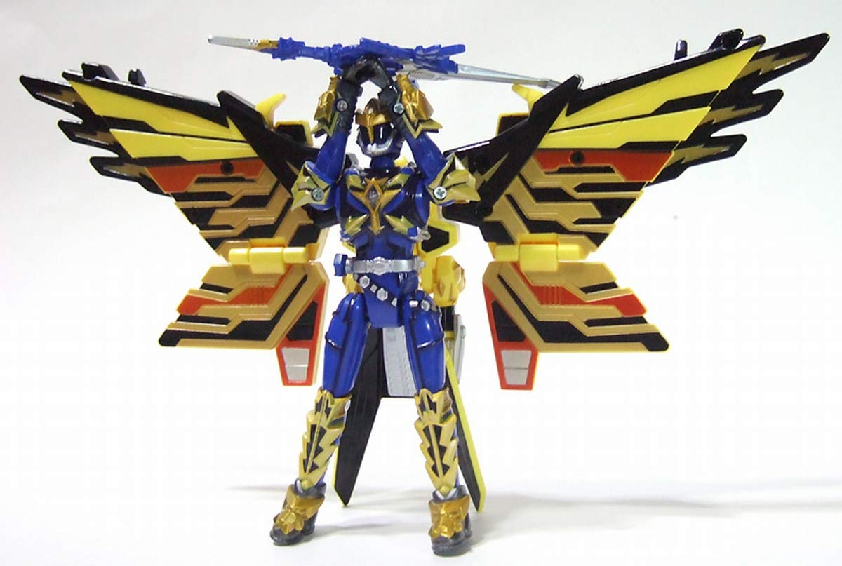 Takara Madan Senki Ryukendo Thunder Eagle Action Hero Series R-A06
