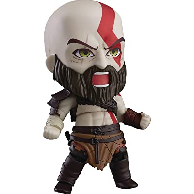 Good Smile God of War: Kratos Nendoroid Action Figure: Toys & Games
