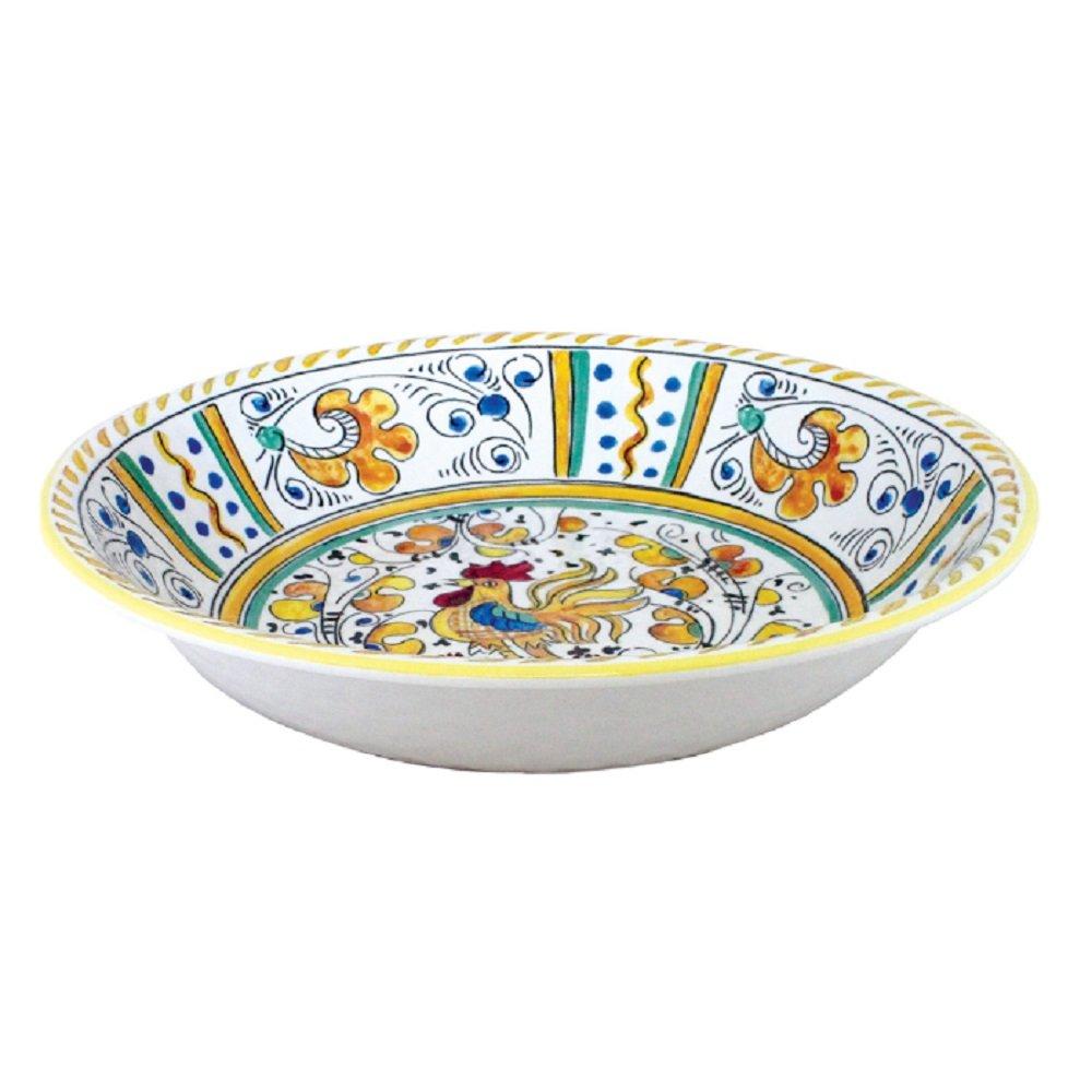 Le Cadeaux Rooster Salad Bowl, Yellow by Le Cadeaux (Image #1)