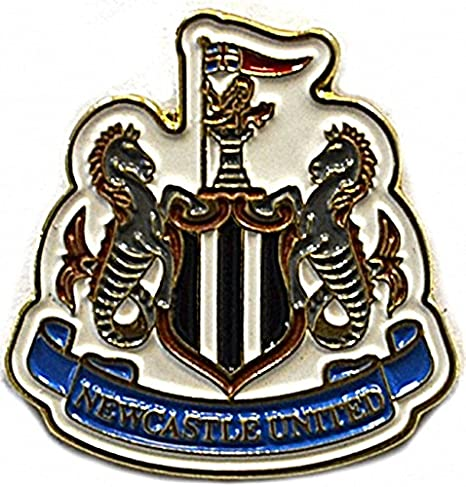 Anstecker mit Fu/ßballmanschafts-Wappen offizieller Fu/ßball-Fan-Artikel verschiedene Mannschaften verf/ügbar In offizieller Verpackung Pin