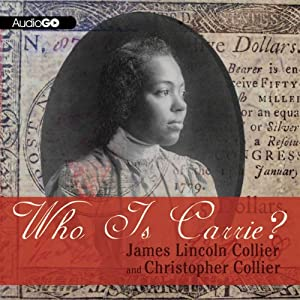 Who Is Carrie? Audiobook