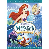 MaZ The Little Mermaid Special Edition, Platinum Edition