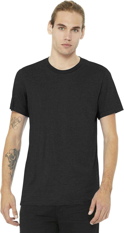 Bella + Canvas Unisex Heather CVC T-Shirt (3001CVC)