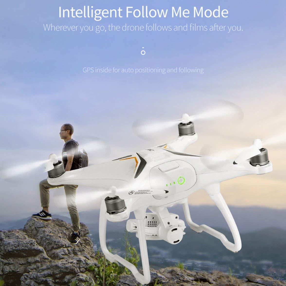 Kongqiabona JJR/C X6 GPS Drone Drone sin escobillas Profesional 5G ...