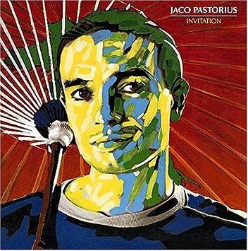 amazon invitation jaco pastorius フュージョン 音楽