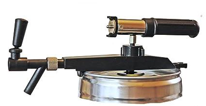 Grifo de cerveza, dispositivo profesional para barriles de 5 litros con CO2 automático