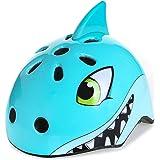 Kids Bike Helmet Multi-Sport Helmet for Cycling /Skateboard / Scooter / Skating / Roller blading Protective Gear Suitable 3-6 Years Old.