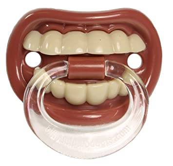 Amazon.com: Baby Products Chupete de dientes de Billy Bob ...