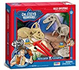 Geoworld Paleo Adventures Velociraptor vs Protoceratops Excavation Kit