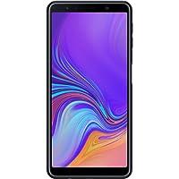 "Samsung Galaxy A7 2018 (64 GB, 4 GB RAM) A750F/DS - 6.0"" FHD Infinity Display, Triple Cámara Trasera, 4G LTE gsm Factory Desbloqueado (Modelo Internacional) - Dorado, Negro"