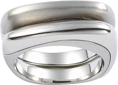 Fossil Damen Ring Edelstahl JF83796040