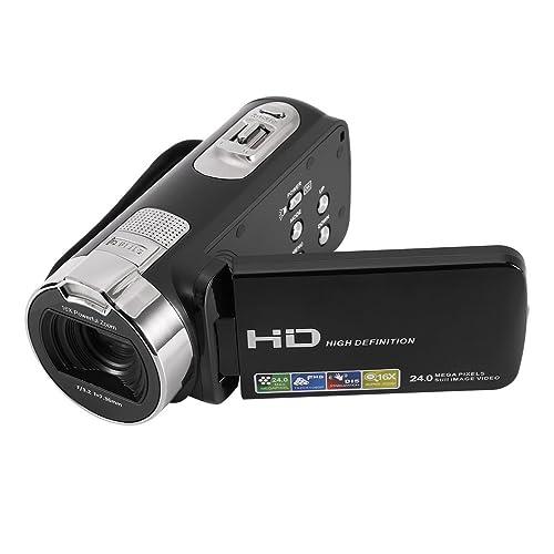 Video Camcorder Full HD 1920*1080P DV Camera Recorder 3.0 inch 24M Portable Anti-shake Digital