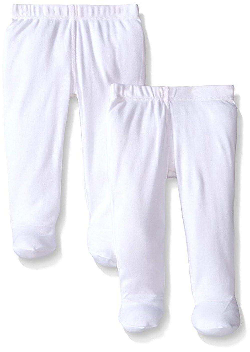 【税込】 monvecleユニセックスベビー5パック新生児に幼児コットンロングパンツと短パンギフトセット 2 0 - 3 Months 2 - Pack White 3 B01JCPWQSW, GOGOSING:539fe573 --- a0267596.xsph.ru