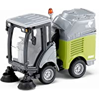 Siku 2936 Sweeper - 1:50 Scale,Vehicle,Green/Grey.
