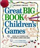 Great Big Book of Children's Games, Debra Wise, 076210094X