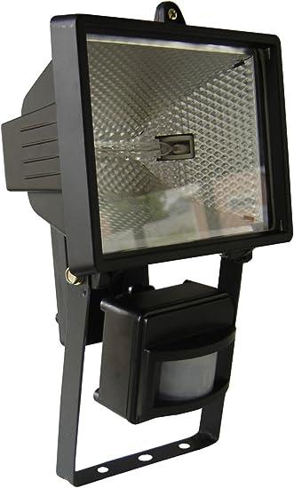 Proyector, 400 W, con detector de movimiento: Amazon.es: Bricolaje ...