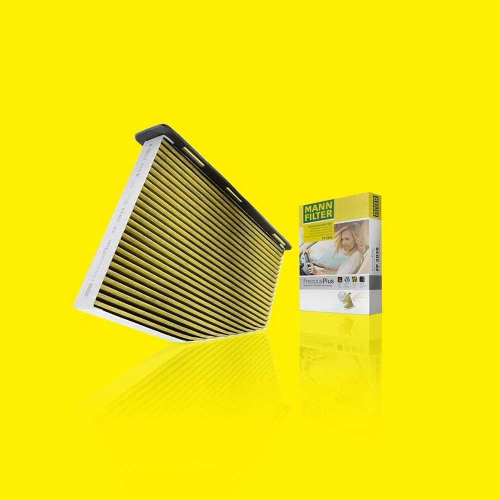 Frecious Plus Cabin Pollen Filter Set Biofunctional Carbon Mann FP290032