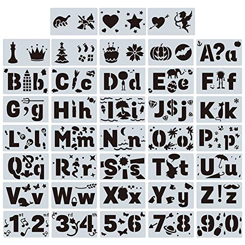 Very Nice Set of Stencils!