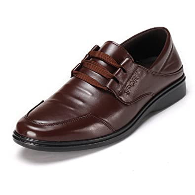 on sale 73f44 871d3 Herrenschuhe Leder Einzelne Schuhe Weiches Leder Business ...