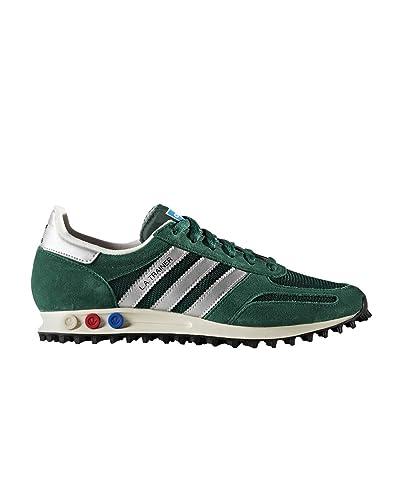 low priced af76e 2edae adidas Herren La Trainer Og Laufschuhe, beige, 43 1 3 EU