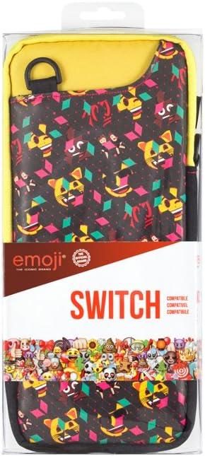 Indeca - Bolsa Funda Emoji 2018 (Nintendo Switch): Amazon.es ...