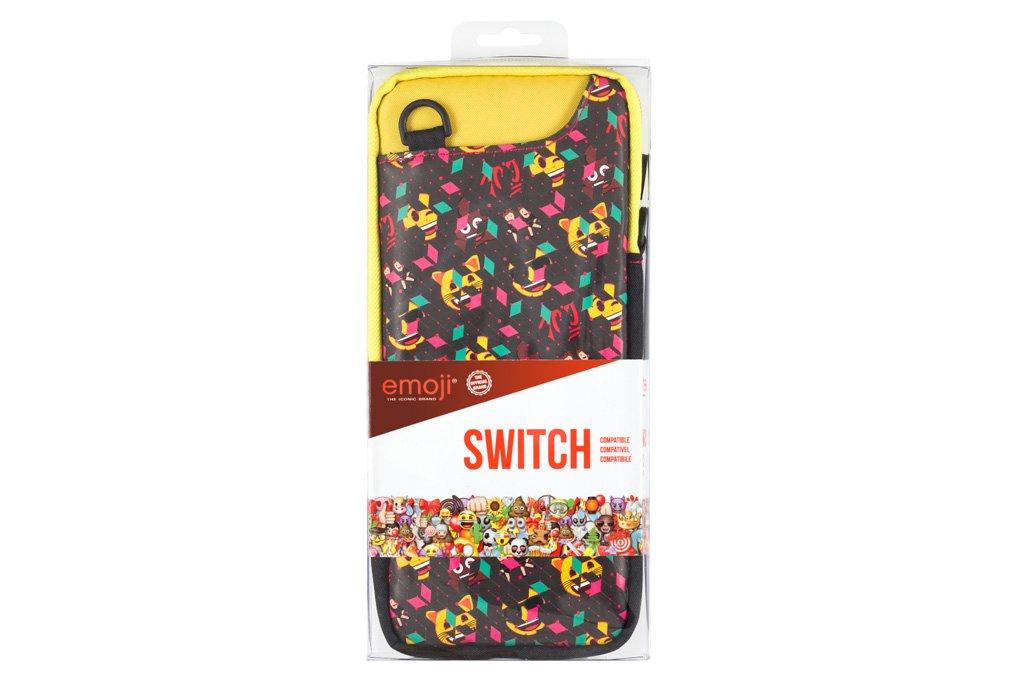 Amazon.com: Emoji Portable Protective Bag (Nintendo Switch ...