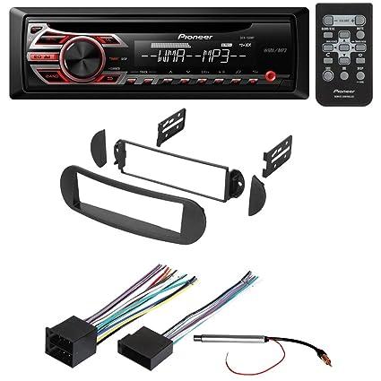 amazon com car stereo radio receiver dash installation mounting rh amazon com Aftermarket Car Stereo Aftermarket Car Stereo