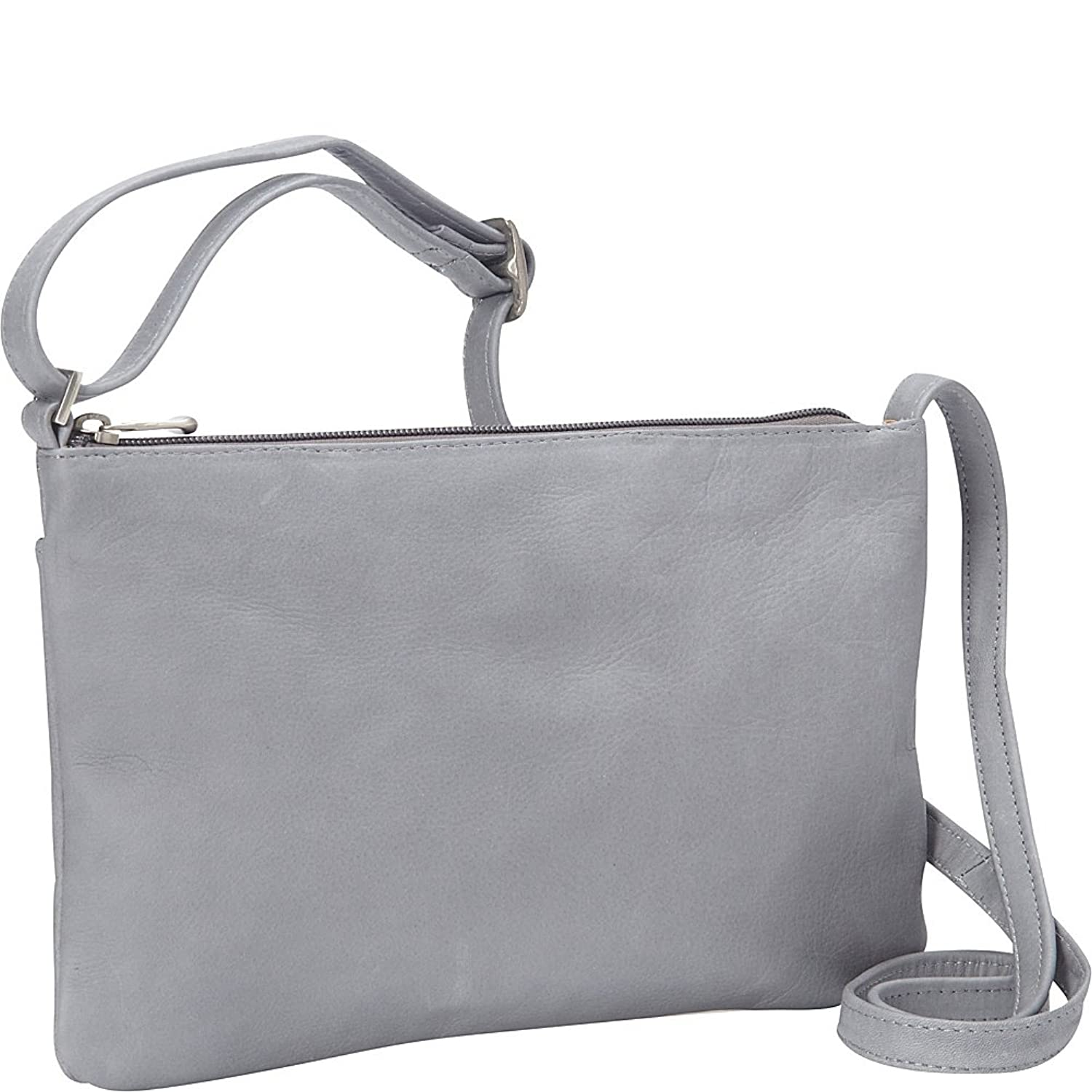 Le Donne Leather Apricot Crossbody
